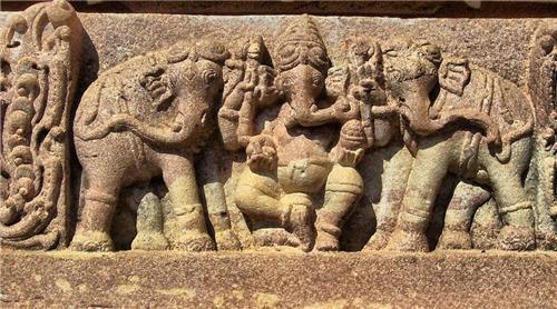 Architecture of Ramappa Temple Warangal
