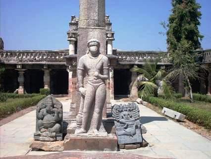 Sri Someswara Temple Warangal
