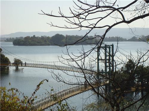 Geography of Laknavaram Lake