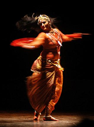 Dance and drama in West Bengal