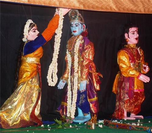 Puppet Shows in West Bengal