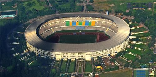 Football Stadiums in West Bengal
