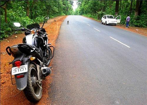 Mandarmani Roadway