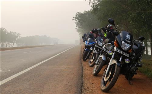 Shantiniketan Road way