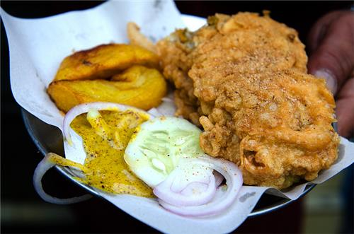 Street Food of West Bengal