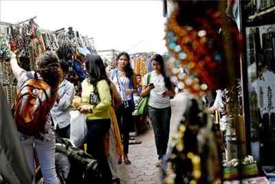 Shopping Markets in Adra