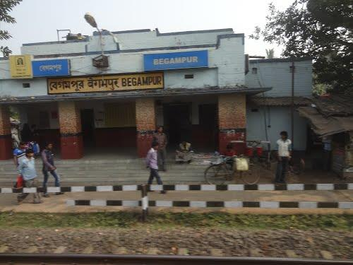 About Begampur