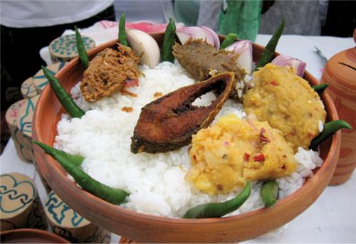 Food in Cooch Behar