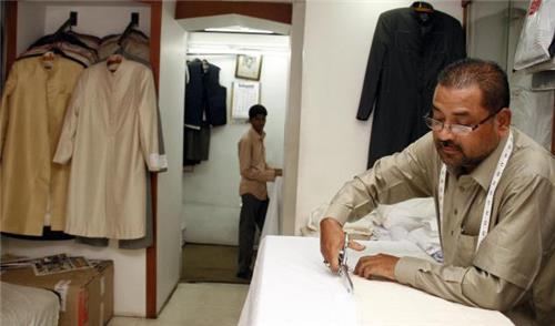 Tailors in Panskura