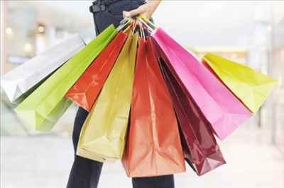 Shopping in Tufanganj