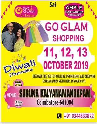 go glam shopping exhibition