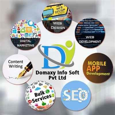 DOMAXY Web Designing Company in Delhi Web Development Company Delhi