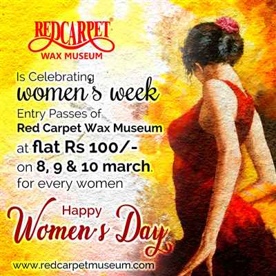 Womens Day Offer