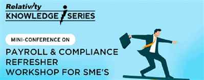 Payroll Compliance refresher Workshop for SME s