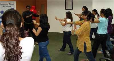 Women s Self Defence Workshop