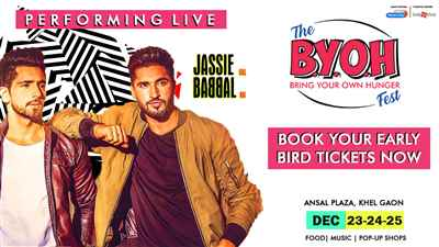 BYOH The Most Happening Food Fest in Delhi NCR