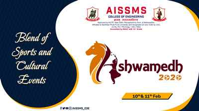 Ashwamedh 2020 by AISSMS College of engineering