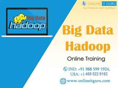 Big Data Online Training Hyderabad