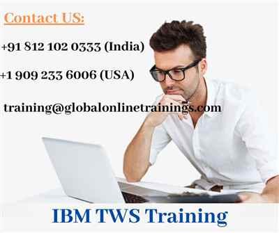 IBM TWS Training IBM Tivoli Workload Scheduler Training