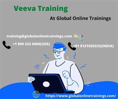 Veeva Training VEEVA SALESFORCE TRAINING from India