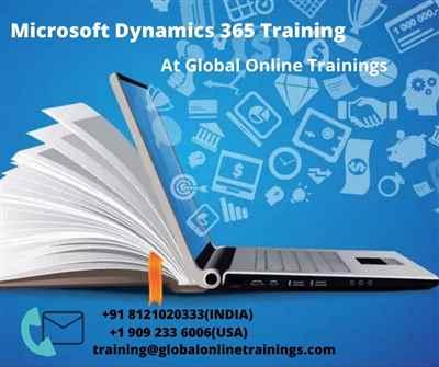 Microsoft dynamics 365 training Dynamics CRM online Course