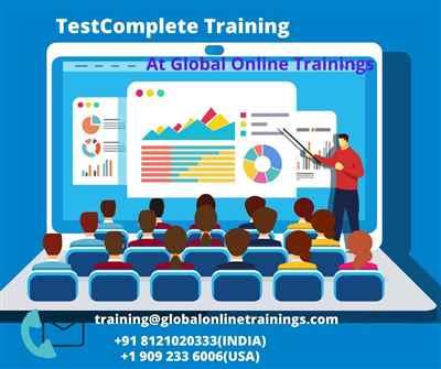 TestComplete training Testcomplete 14 10 Online Training