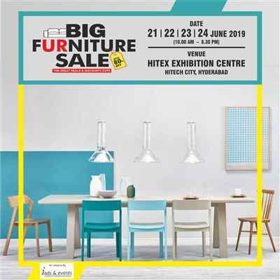 Big Furniture Sale Hyderabad