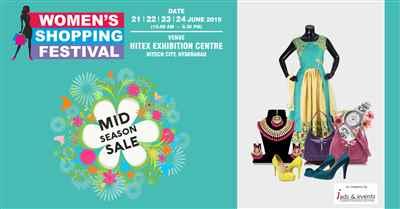 Womens Shopping Festival Hyderabad