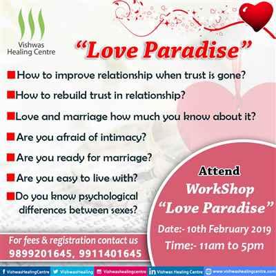 Love Paradise Workshop