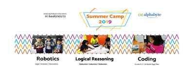 Kids Summer Camp in Gurgaon Noida Vaishali by Alphabyte