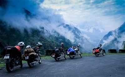 Bike Trip leh ladakh