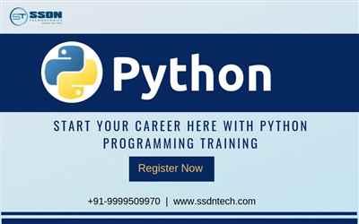 Python Training in Gurgaon