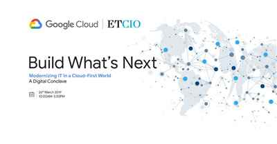 Modernizing IT in a cloud First world A digital conclave
