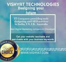 VISHYAT TECHNOLOGIES SEO SERVICES COMPANY IN INDIA