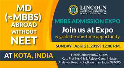 MBBS Admission Expo