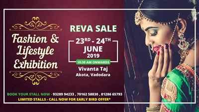 Fashion Lifestyle Exhibition cum Sale Reva Sale June 2019