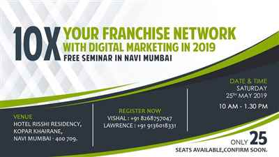 10X Your Franchise Network With Digital Marketing in 2019