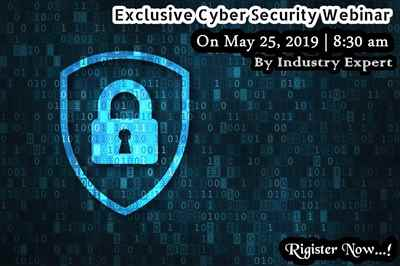 Exclusive Cyber Security Webinar For Free