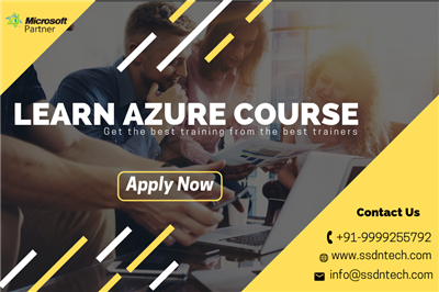 Attend the Free Demo On Azure Training in Delhi