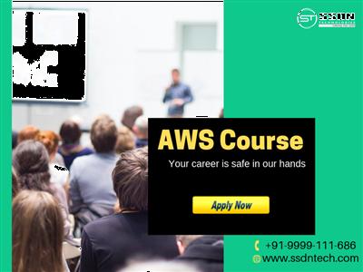 Apply For AWS Training in Delhi