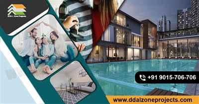 DDA L Zone Projects
