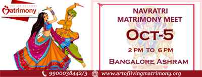 Art of Living Matrimony Annual Meet