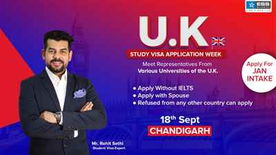UK Study Visa Application Week
