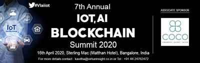 7th Annual IoT AI Blockchain Summit 2020