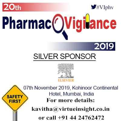 20th Pharmacovigilance 2019