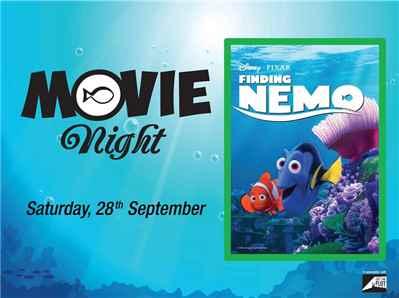 Finding Nemo Movie at Vivero Kalyani nagar