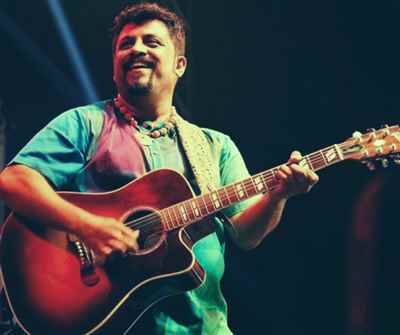 Raghu Dixit will be live on 7th October at Hiranandani Gardens Powai