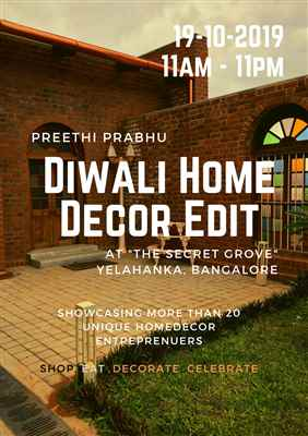 Preethi Prabhu Home Decor Edit