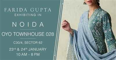 Farida Gupta Noida Exhibition