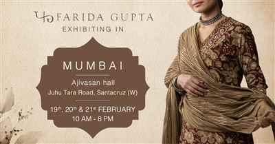 Farida Gupta Mumbai Exhibition Santacruz